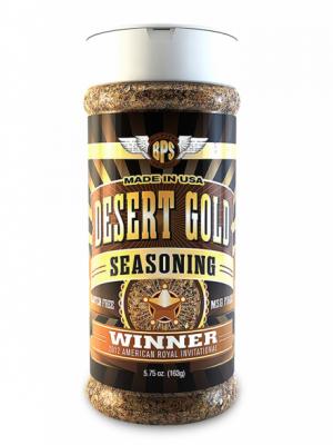 Big Poppa Smokers - Desert Gold Rub
