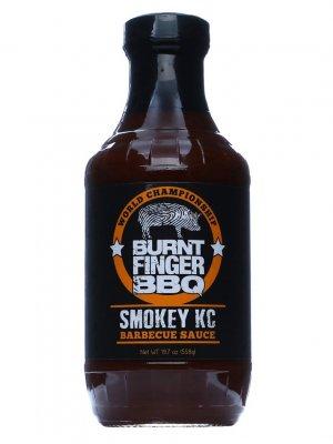 Burnt Finger BBQ - Smokey KC BBQ Sauce