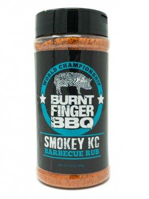 Burnt Finger BBQ - Smokey KC BBQ Rub - 13oz