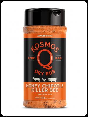 Kosmo's Q - Honey Chipotle Killer Bee Rub