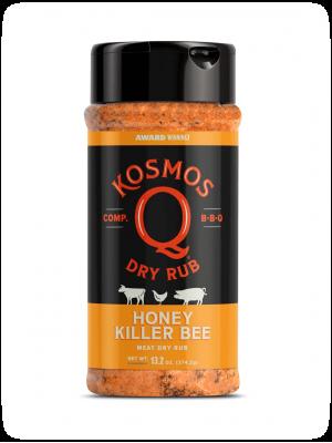 Kosmo's Q - Honey Killer Bee Rub