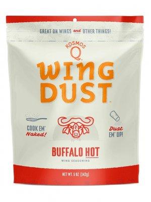 Kosmo's Q - Buffalo HOT Wing Seasoning