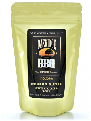 Oakridge - Dominator Sweet Rib Rub
