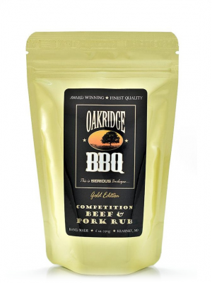 Oakridge - Competition Beef & Pork Rub