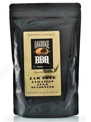 Oakridge - Jah Love Jamaican Jerk - 454gr