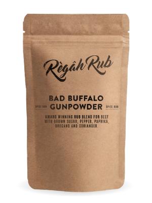 Règâh Rub - Bad Buffalo Gunpowder 300gr