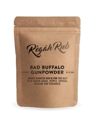 Règâh Rub - Bad Buffalo Gunpowder 100gr