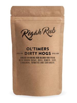 Règâh Rub - Ol'Timers Dirty Hogs 300gr