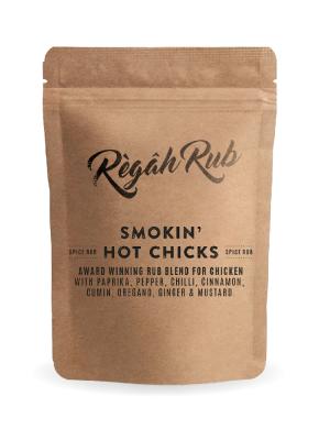 Règâh Rub - Smokin' Hot Chicks 100gr