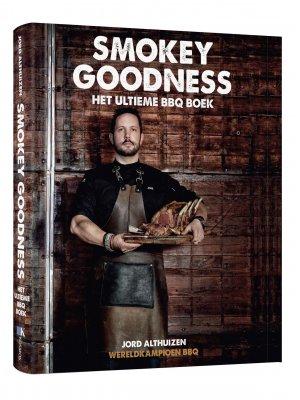 Smokey Goodness 1 - Het Ultieme BBQ Boek