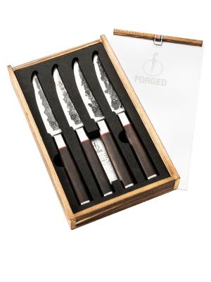 Sebra Forged - 4 steakknives
