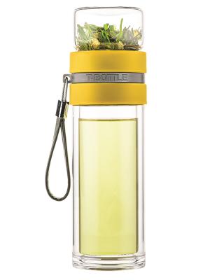 T-Bottle - Honey Yellow