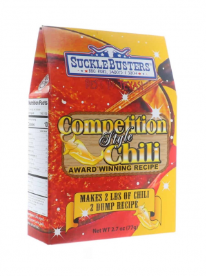 SuckleBusters - Competition Style 2 Dump Chili Kit