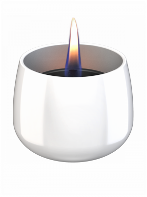 Tenderflame - Crocus Glass White