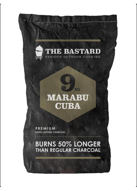 The Bastard - Charcoal Marabu 9kg