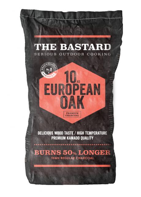 The Bastard - Charcoal European Oak 10kg
