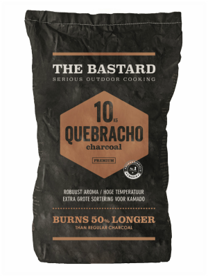 The Bastard - Charcoal Paraquay White Quebracho 10kg