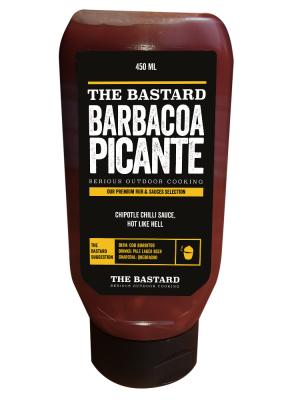 The Bastard - Barbacoa Picante