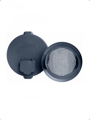 Traeger - Pellet Storage Lid & Filter