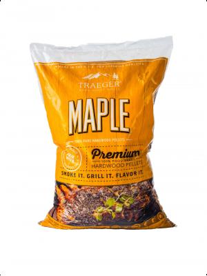 Traeger Pellets - Maple / Esdoorn - 9kg