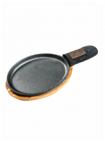 Traeger - Cast Iron Fajita Plate