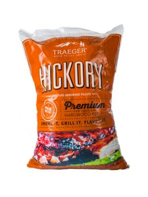 Traeger Pellets - Hickory - 9kg